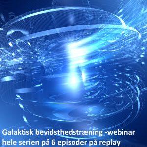 Galaktisk bevidstheds-træning I